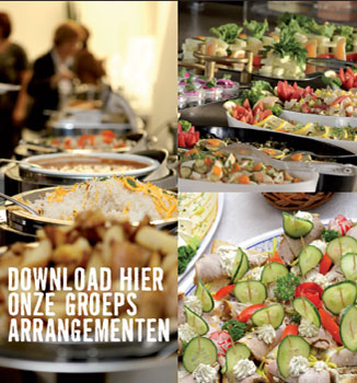 Download hier onze groeps- en arrangementenkaart